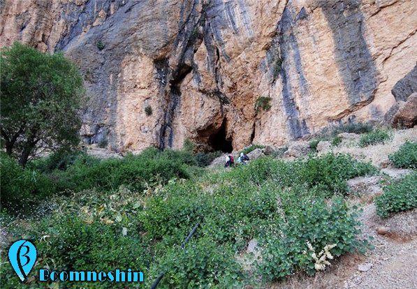 چشمه اسرارآمیز وقت ساعت دورود