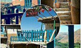 اقامتگاه بوم گردی خانه ما روستای ملحمدره