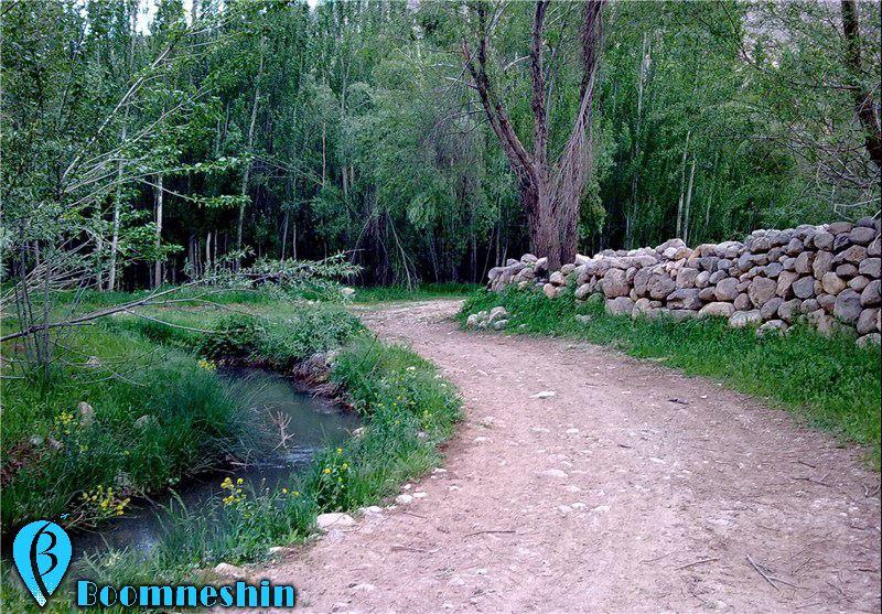 سراب ونایی بروجرد ، روستایی پر از جاذبه