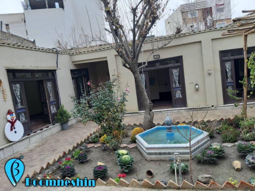 اقامتگاه بوم گردی کارما اصفهان