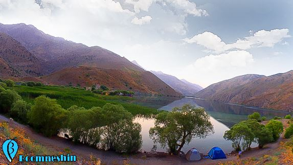 دریاچه گهر دورود نگین انگشتری اشترانکوه