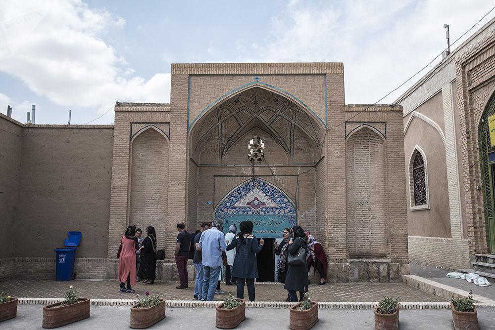 آران و بیدگل اویی اصفهان