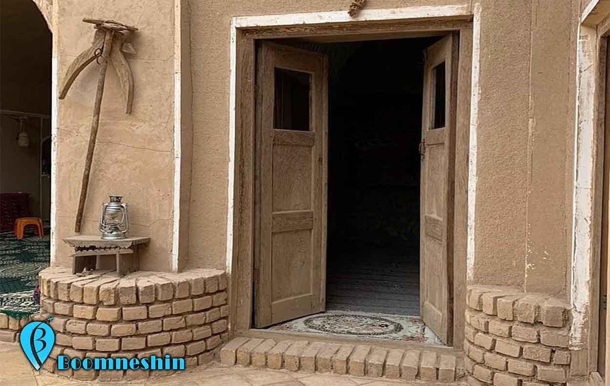 اقامتگاه بومگردی آرسون خور و بیایانک اصفهان