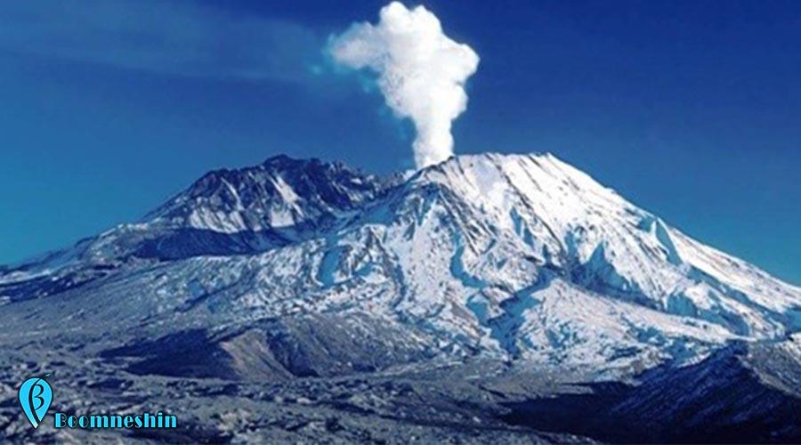 در ایران نیز وجود پنج آتشفشان فعال و نیمه فعال باعث شده است تا دانشمندان کشور بررسی هایی در این زمینه انجام دهند. آنها درصددند تا با بررسی مواردی چون چشمه های آب گرم، اندازه گیری گازهای گوگردی و قطر دامنه های کوه های آتشفشانی فعالیت آنها را مونیتورینگ کنند تا در صورت فعال شدن آنها به موقع هشدار دهند.