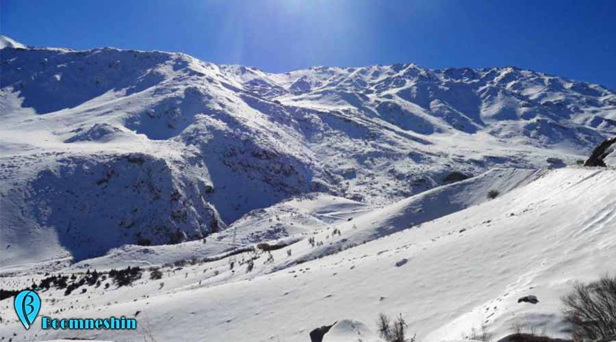 آشنایی با رشته کوه گرین، نگین زرین لرستان
