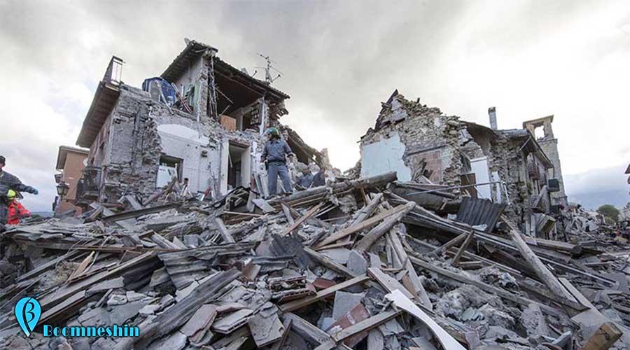امن ترین و خطرناک ترین شهرهای ایران در برابر زلزله