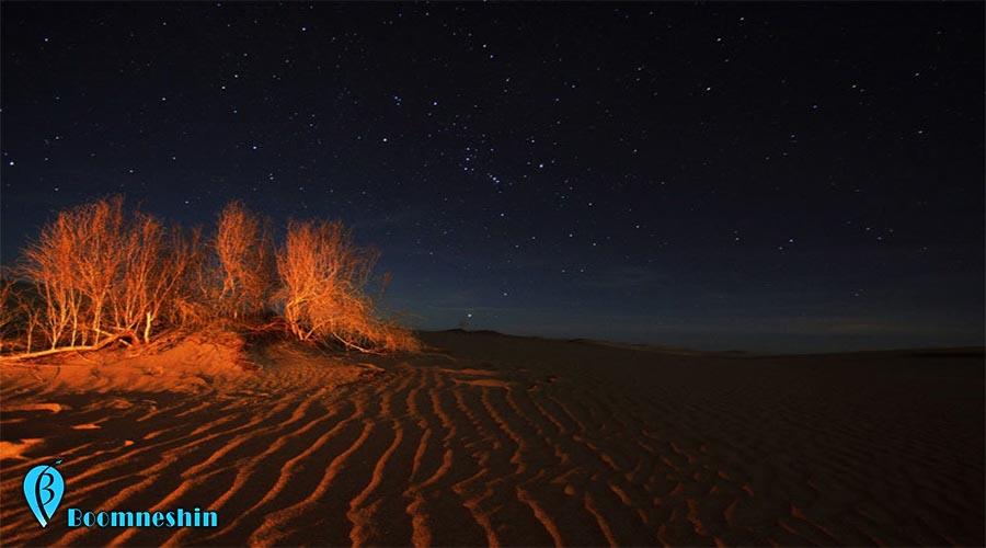 بهترین نقاط ایران برای دیدن ستاره ها کجاست؟