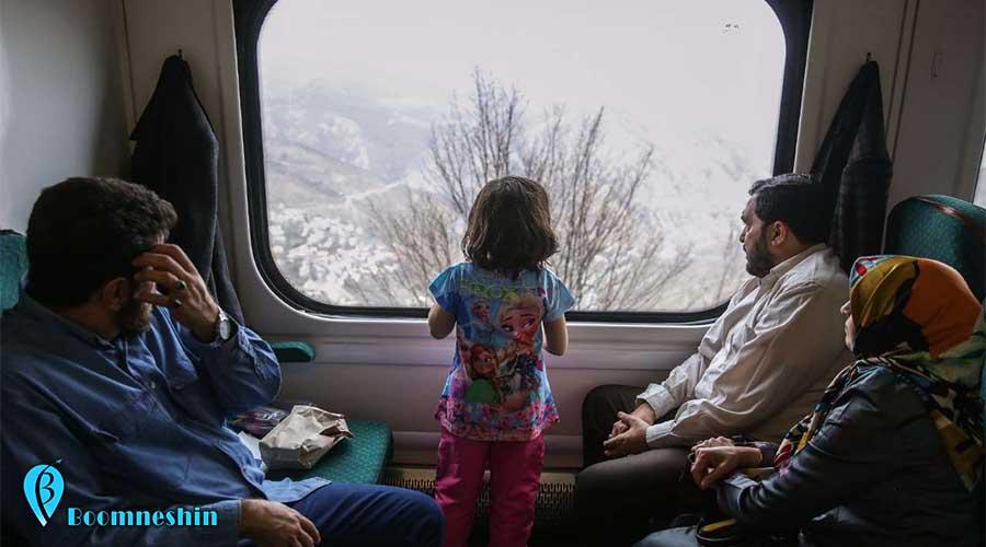 زیباترین مسیرهای ریلی ایران