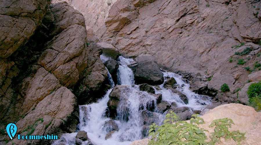 آبشار ازنادر، نگین انگشتری منطقه دره اسپر زیبای دورود لرستان