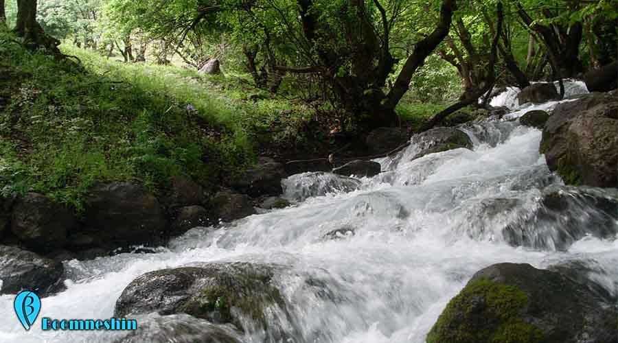 راهنمای رفتن به روستای تی؛ سرزمین آبشارها و سرابها