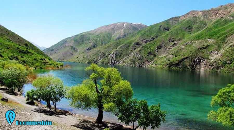 راهنمای سفر به دریاچه گهر