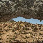 غار کوگان لرستان ، شکوه سازه های بشر در دل طبیعت