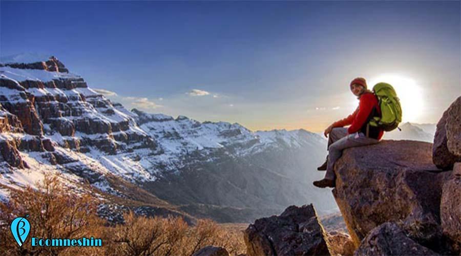 کوه پریز دورود | کوه عجایب لرستان