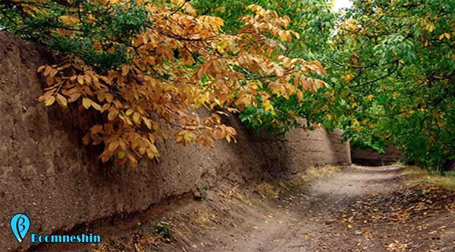 جلوه ای از سفر به باغ بهادران اصفهان