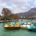 دریاچه کیو، دریاچه ای تماشایی در خرم آباد