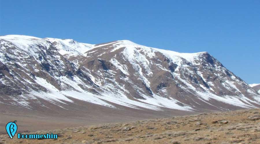 رشته کوه دالانکوه اصفهان، در قلب زاگرس مرکزی