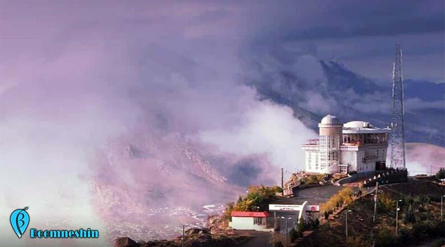 رصدخانه کاسین خرم آباد
