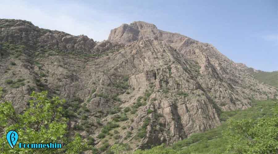 کوه قارون دورود لرستان