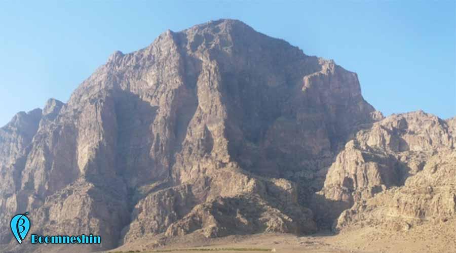 یافته کوه اسرارآمیز خرمآباد