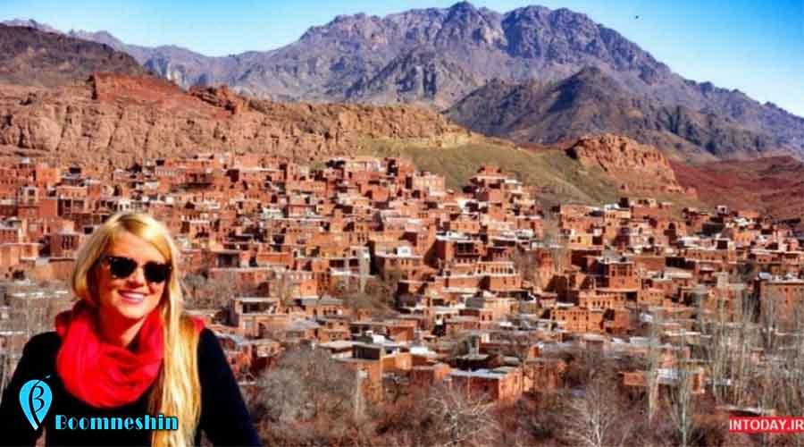 آشنایی با روستای ابیانه | نگین سرخ اصفهان