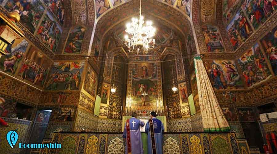از کلیسای وانک، مشهورترین جاذبه اصفهان، چه می دانید؟