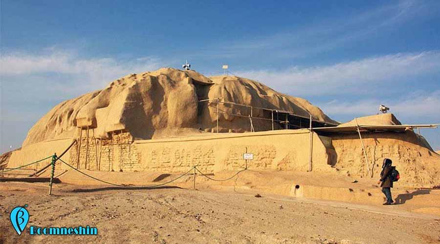 تپه سیلک کاشان، قدیمی ترین خاستگاه تمدن بشری