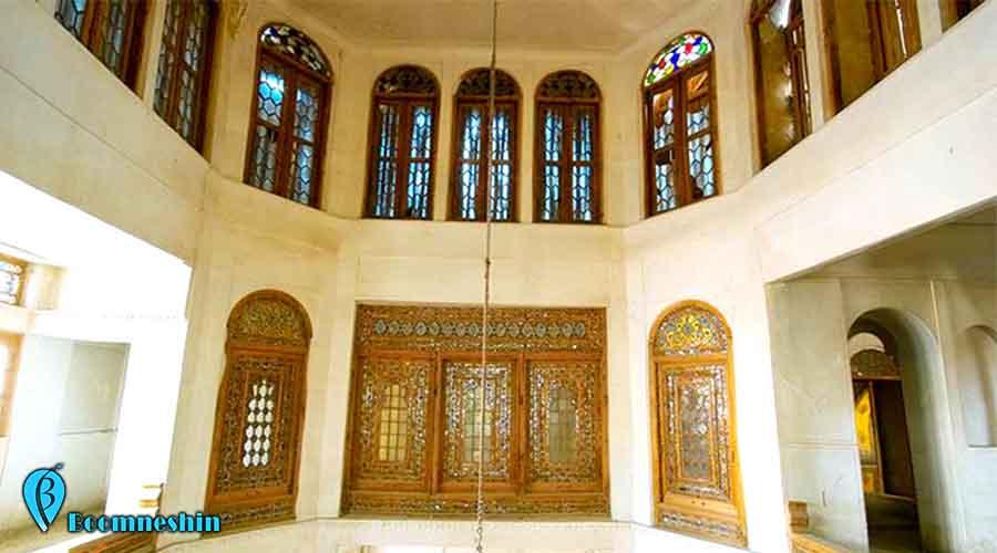 معرفی ۱۵ مورد از خانه های تاریخی اصفهان