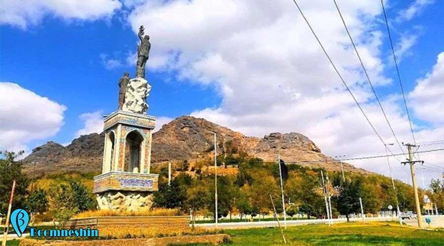 شهر داران ناشناخته ای زیبا در اصفهان