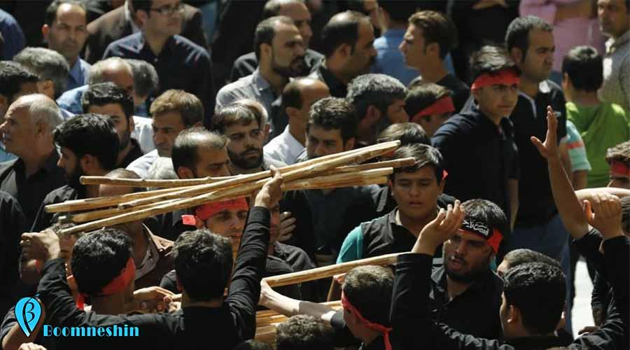 مراسم قالیشویان مشهد اردهال | میراث جهانی ایران در یونسکو
