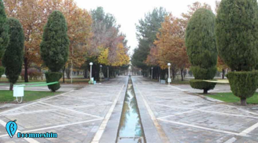 معرفی باغ غدیر اصفهان یکی از بهترین جاذبه های گردشگری اصفهان