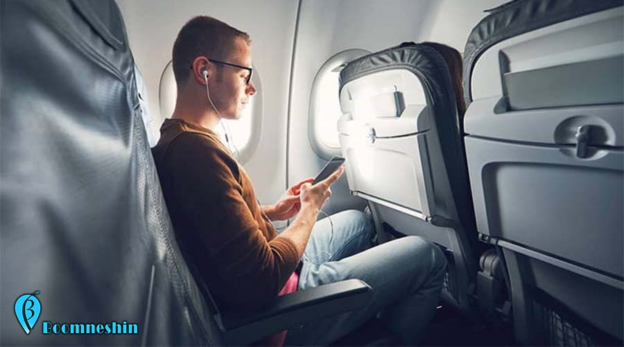 استفاده از تلفن همراه در طول پرواز ممکن است بهزودی اتفاق بیافتد