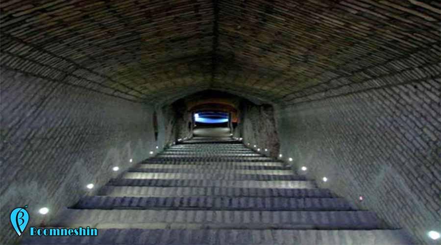 قنات مون اردستان؛ تنها قنات دو طبقه دنیا