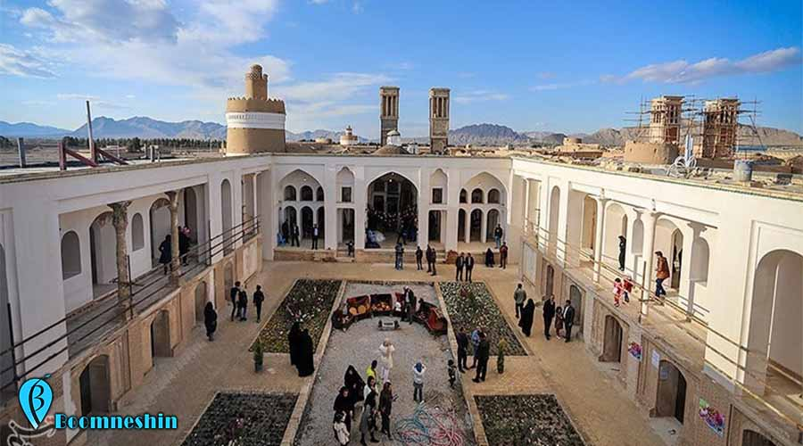 جاذبه های گردشگری مبارکه، نگین سبز استان اصفهان