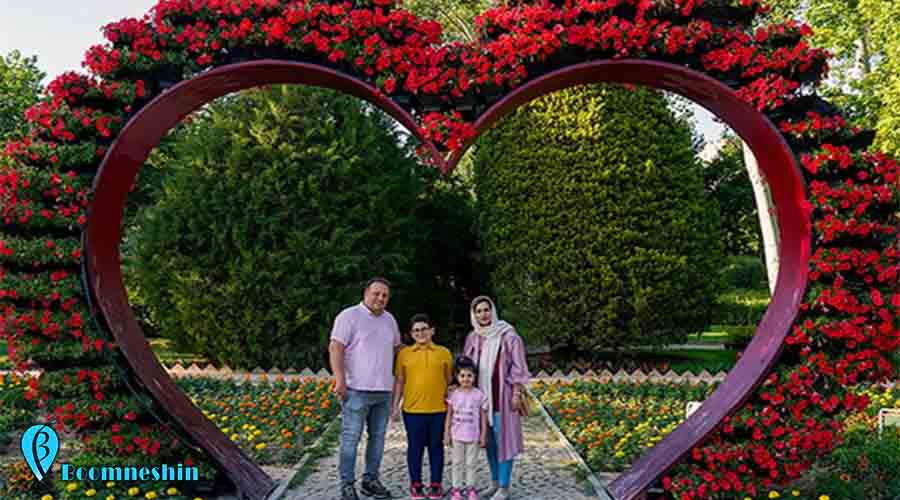 باغ گل های اصفهان | بازدید از باغ گل های اصفهان