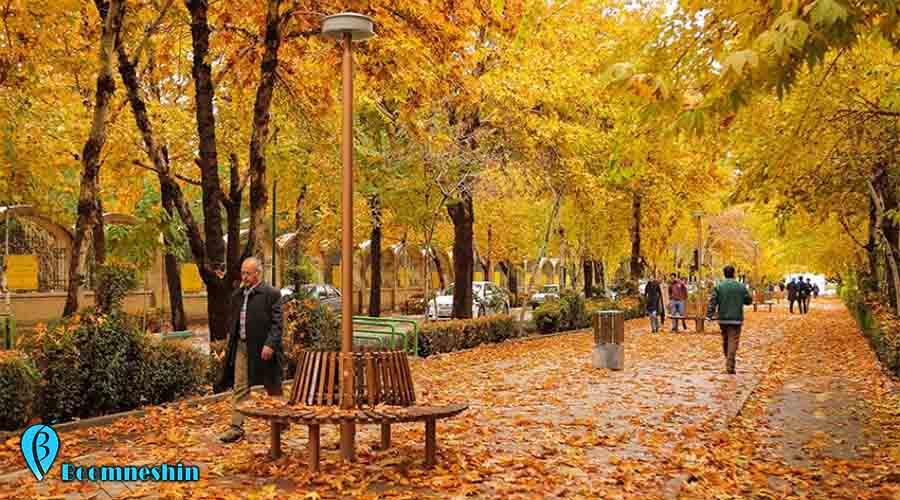 خیابان چهارباغ اصفهان