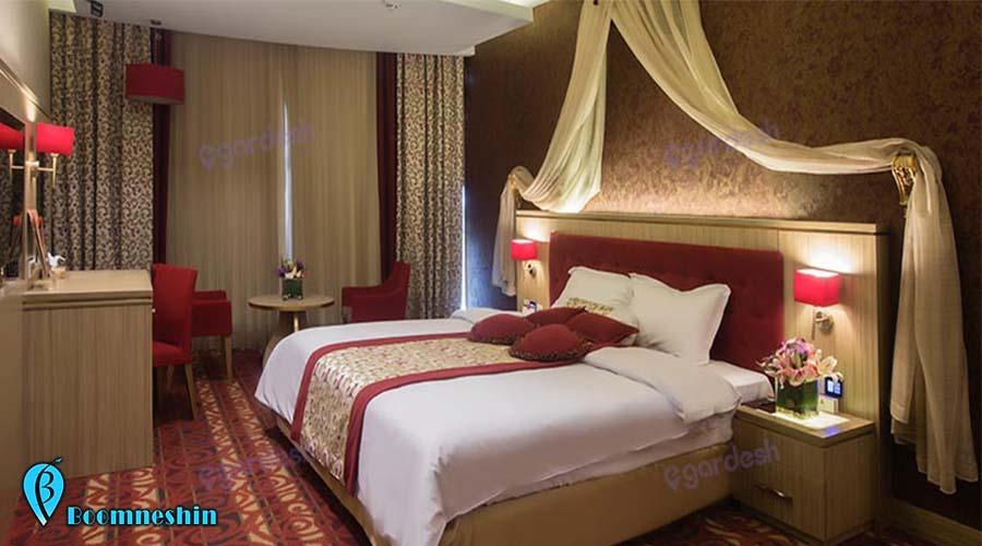 هتل پارسیان کوثر اصفهان | ۵ ستاره