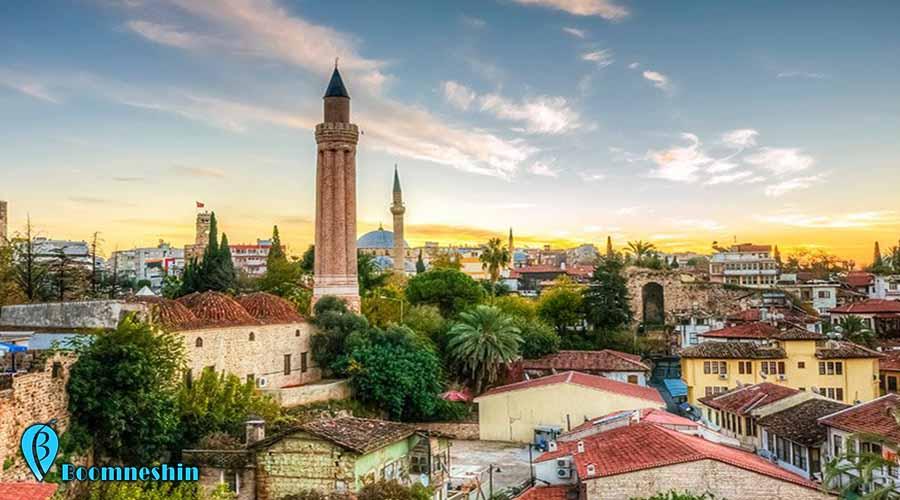 ۱۰ دلیل برای اینکه آنتالیا یک گزینه عالی برای زندگی در1 ترکیه است!.jpg