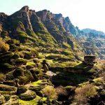 راهنمای رفتن به مخمل کوه خرم آباد