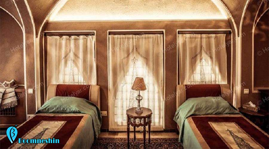 همه چیز درباره هتل مهینستان راهب کاشان