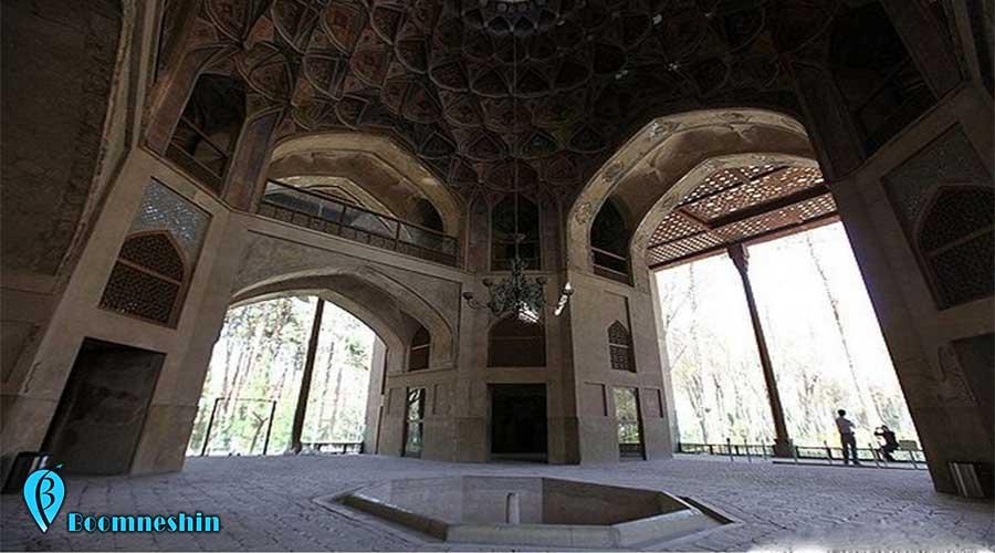 عمارت هشت بهشت ، جایی که زیباترین باغ عالم بود