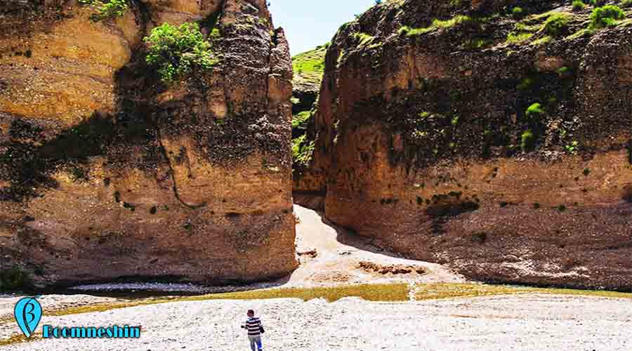 غار زینگان، بهشت فراموش نشدنی در ایلام