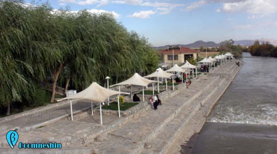پارک ساحلی زرین شهر، طبیعتی جذاب در اطراف اصفهان