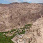 دیدنی های بافق؛ شهر نخلستان های پهناور یزد