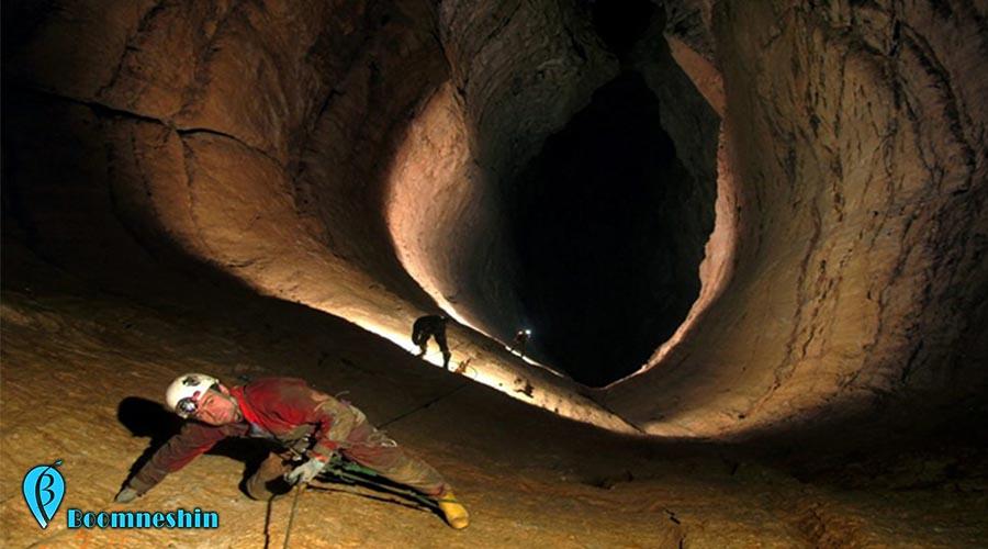 غار پراو، خطرناک ترین غار ایران