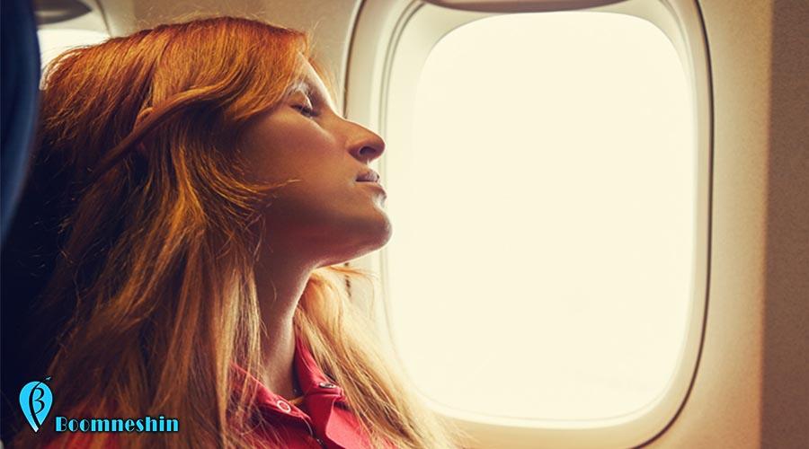 چرا داخل هواپیما سرد است؟