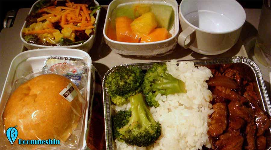 چرا معمولا غذای هواپیما اصلا خوشمزه نیست؟