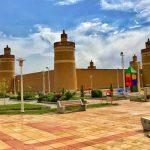 دیدنی های نجف آباد؛ شهر کبوترهای ایران