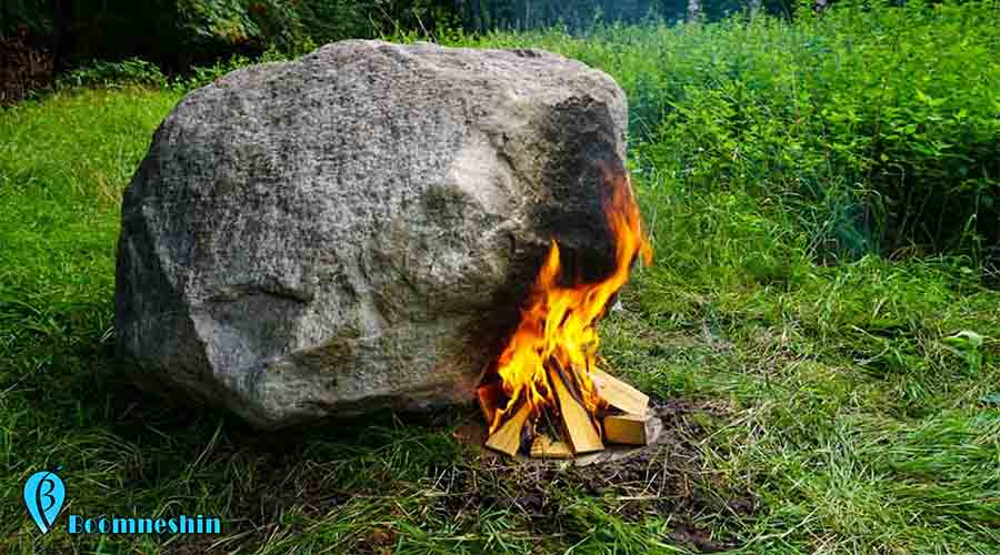 چگونه در طبیعت آتش روشن کنیم؟