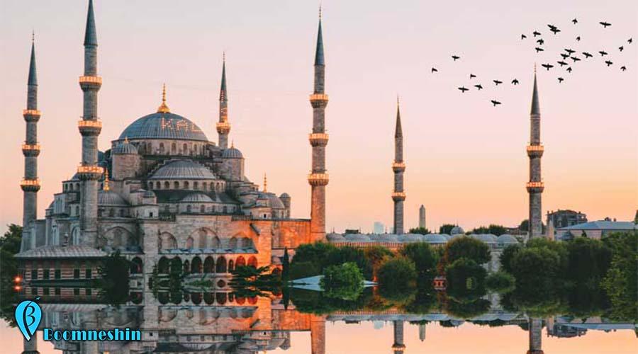 چگونه ویزای ترکیه بگیریم؟